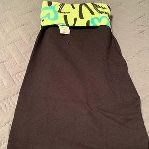 Pants - Large workout capris bnwt